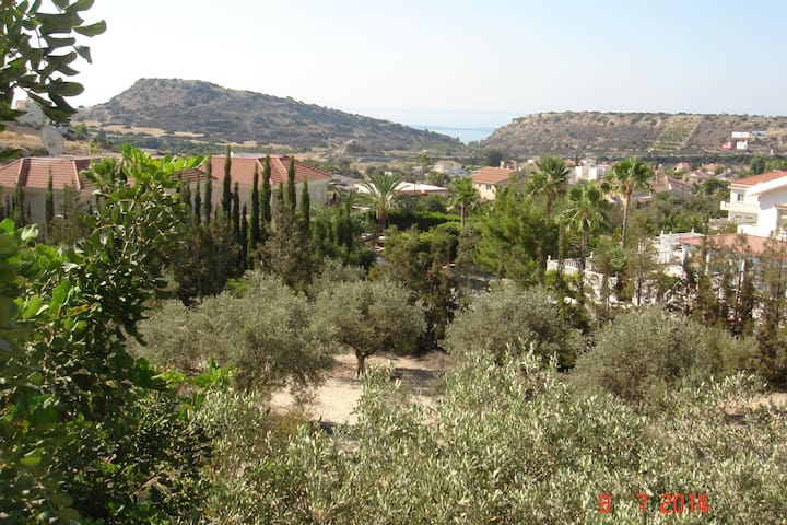 Amathus View near Limassol.   - Agios Tychon - House