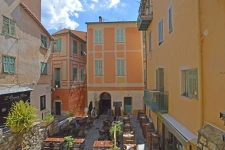 Charming apt in the old town - Villefranche-sur-Mer