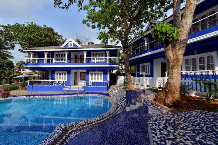 Gorgeous Country Villa in North Goa - Siolim - Villa