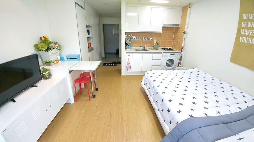 [Happy Premium Room No.2]12f best view#남포동#자갈치#용두산