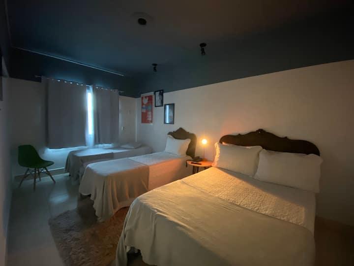 Hotel SanThiago - conforto no centro