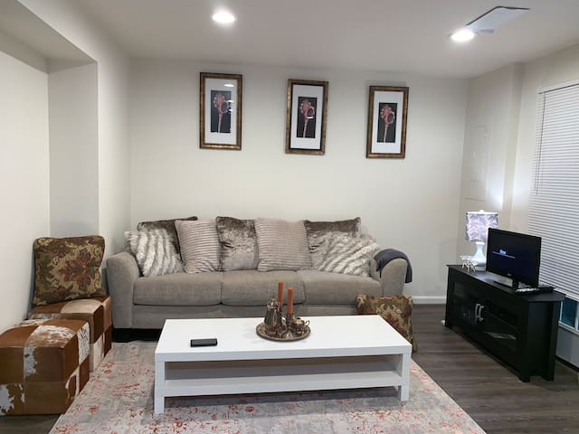 Basement Guest Suit in Kingstown Virginia