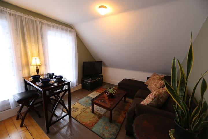Apartment in charming VT Village - Whitingham