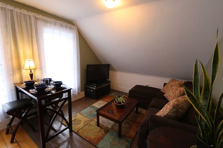 Apartment in charming VT Village - Whitingham - Wohnung