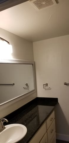 Very Large one bedroom and bath in nice home.