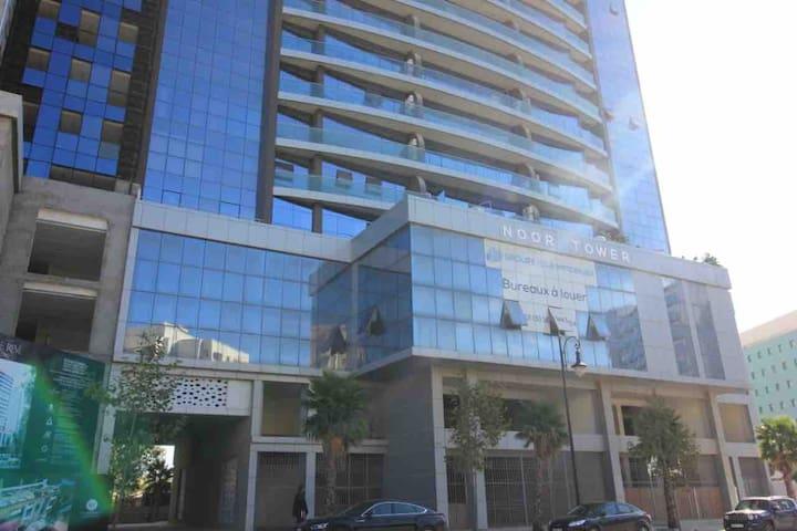 Nuevo departamento de alto standing 300m mall, tgv