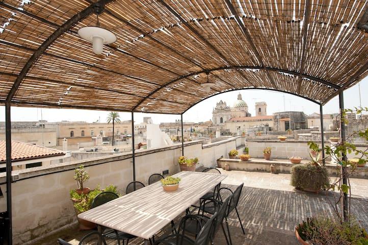 Mansarda nel centro storico - Lecce - Apartment