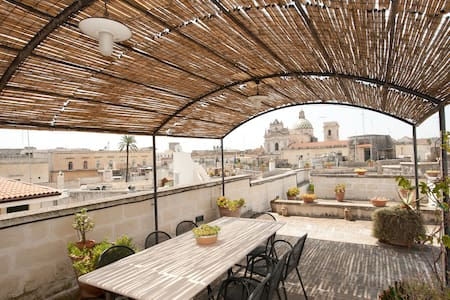 Mansarda nel centro storico - Lecce - Huoneisto