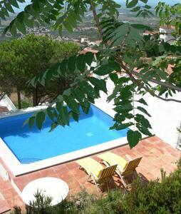 Stunning villa with incredible view - Roses, Mas Fumats - Villa