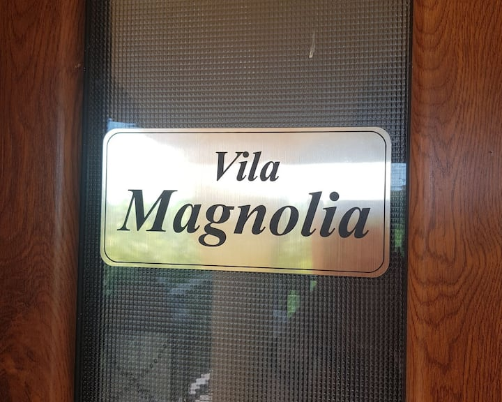 Villa Magnolia is a cozy house 2.8 km from center