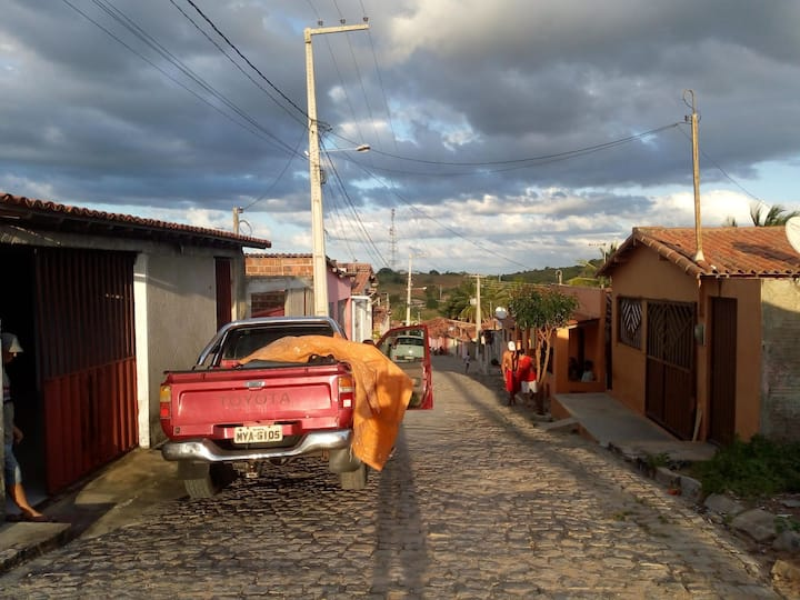 conheca a Serra de São Bento no RN.  ar mais puro
