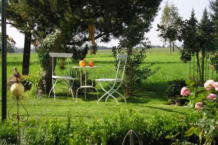 Romantische Wohnung auf dem Land - Grimma OT Pöhsig