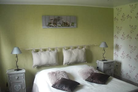 A l'Etang Louis - Caucourt - Bed & Breakfast