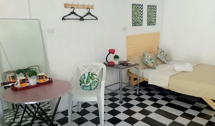 Own simple place in quezon city