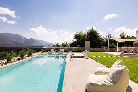 Thalmargia Villa II, màxima tranquil·litat i privacitat!