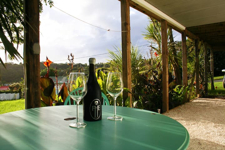 Ocean Road Cottage - Auckland - Byt