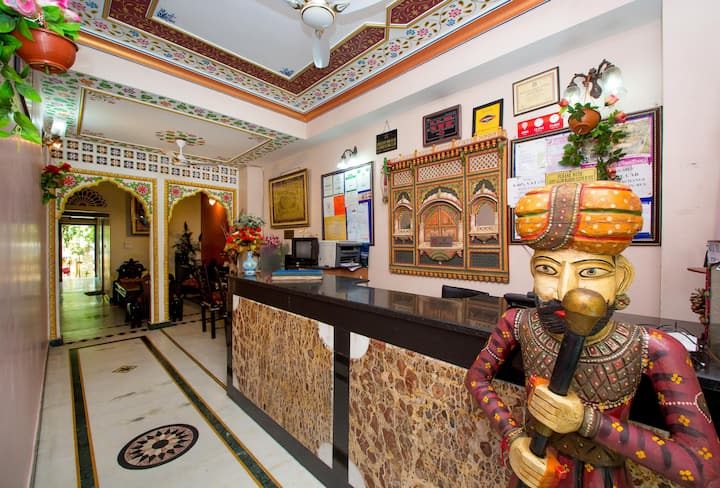 Hotel Moon Light Palace Jaipur