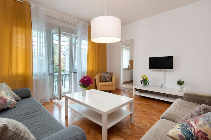 Apartment G&G - quiet, cosy and family