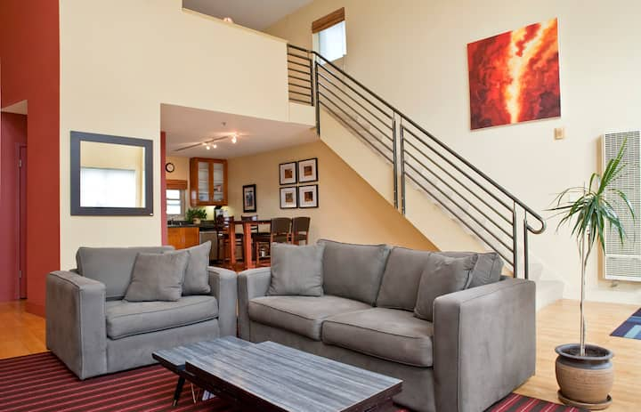 Downtown Loft in the heart of SOMA