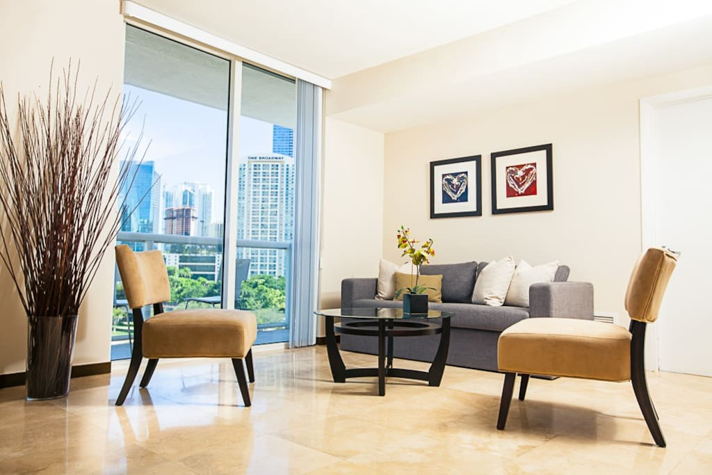 Luxury 1bedroom At Brickell Miami Apartments For Rent