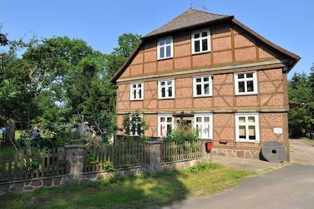Ferienwohnung in historischer Mühle - Lüchow / Beutow
