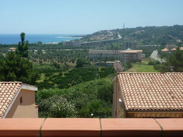 Beach Townhouse for Rent - Montepaone - Casa