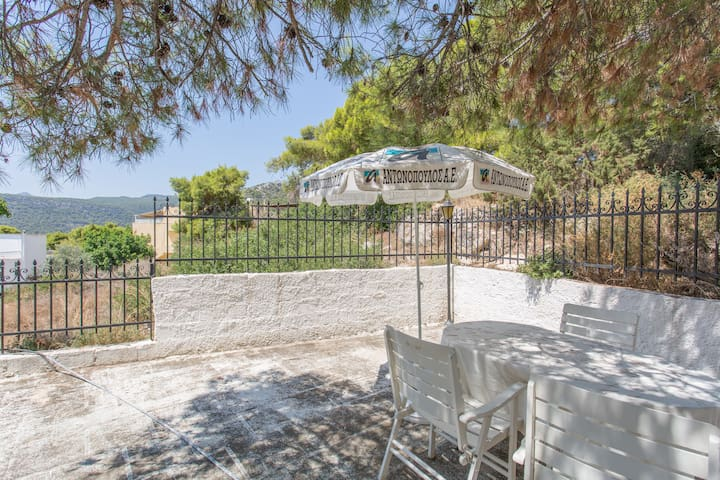AEGINA ISLAND - 47m² Seaside Aprtmt - Mesargos - Appartement