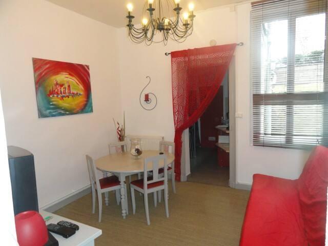 T2 proche de la gare  - Angers - 公寓