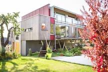 Modern gestaltetes Gästehaus