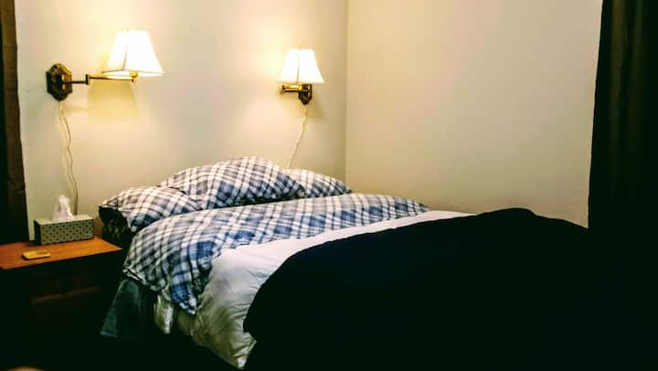 Long Term Bedroom $575/month  - WIFI to 250 mbps