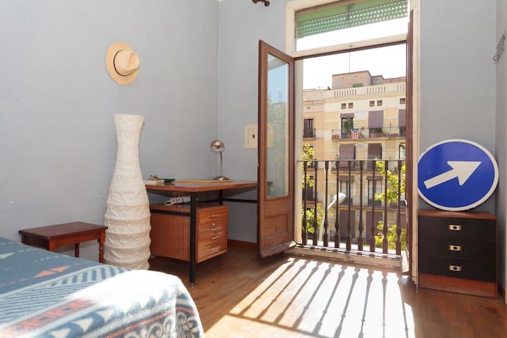 Habitacion grande en Sant Antoni