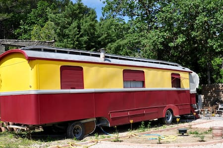 Roulotte 1950 - Orgon - Camper