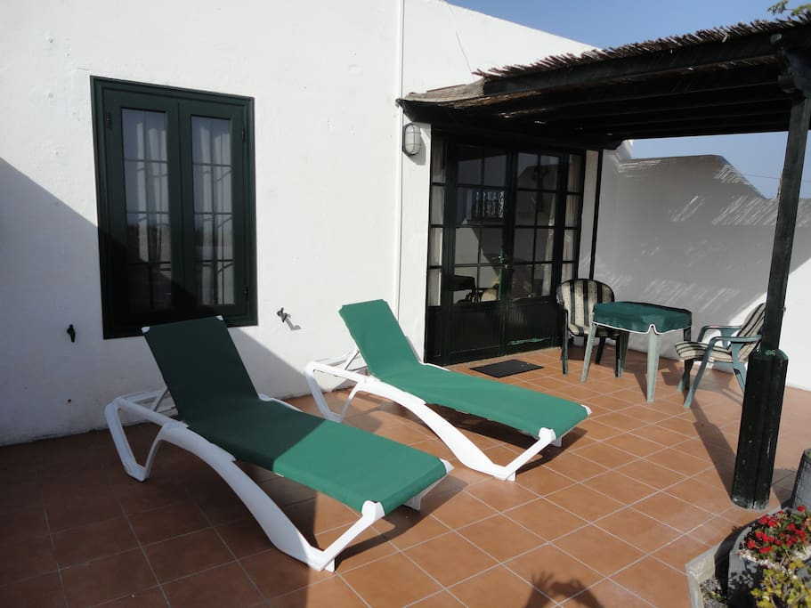 Very Comfortable Apartment - With South Facing Sun Terrace With Fabulous Sea Views