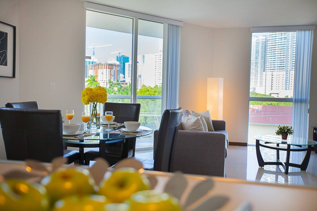 Luxury 2bedapartment Brickell Miami Apartments For Rent In Miami Florida United States