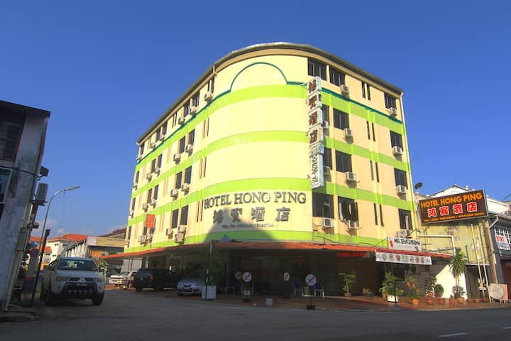 8 mins Walk to Heritage Georgetown Penang-DB1