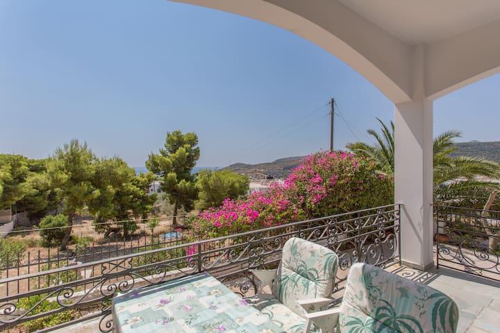 AEGINA ISLAND - 53m² Seaview Aprtmt - Agia Marina - Wohnung