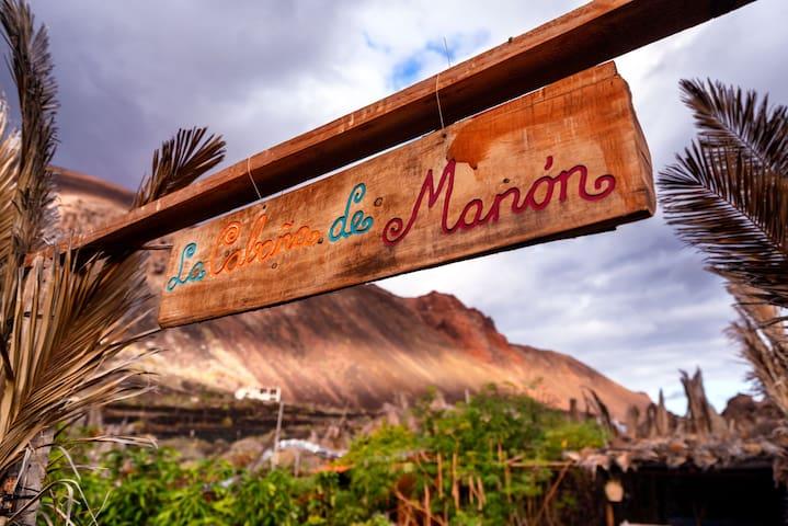 La cabaña de Manòn