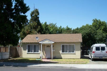Cozy 2bd less than1 mile to the bay - East Palo Alto