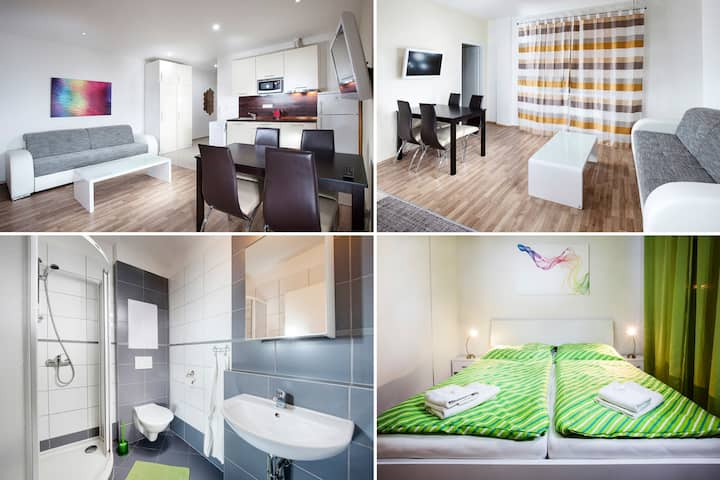 Apartment Kopecna 938/3, 7 with parking