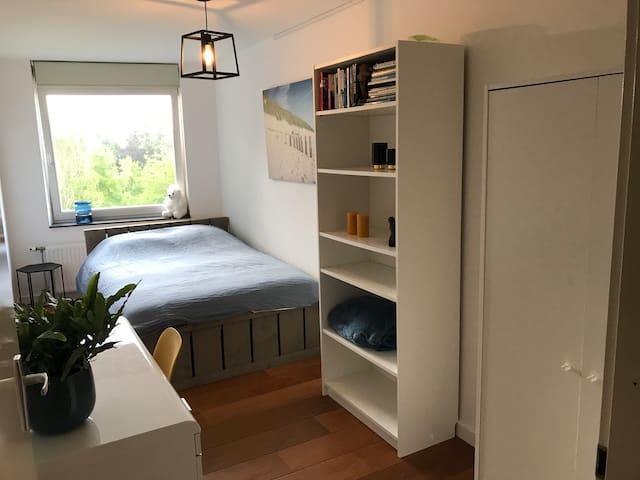 Modern private room in Amsterdam