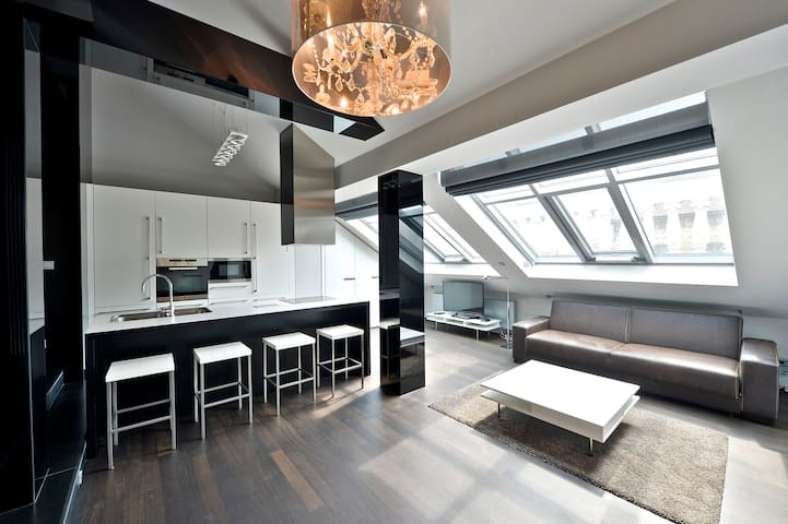 INCREDIBLE ONCE IN A LIFE TIME LOFT - 布拉格 - 公寓