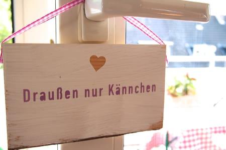 Bett mit Balkon mitten in Köln... - Appartamento