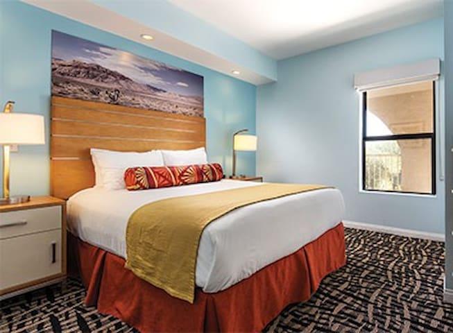 Beautiful One-Bedroom Condo at WorldMark Indio