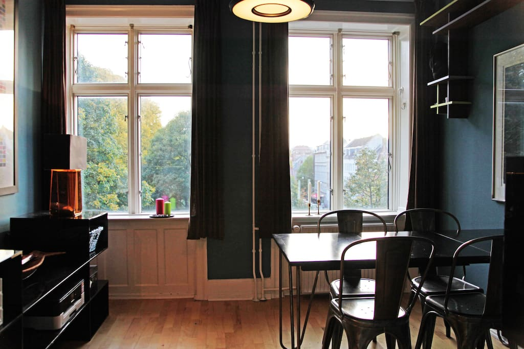 Diningroom/study