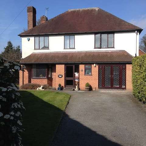 Home from home bed and breakfast - Oswestry - Bed & Breakfast