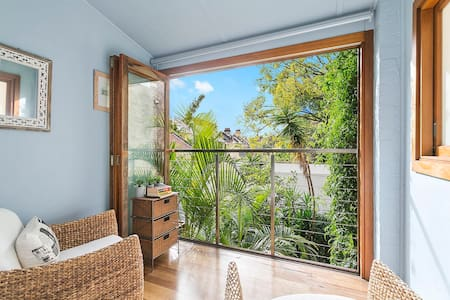 Beautiful sunny guest suite
