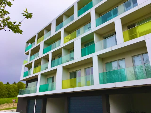 Quiet apartment with free parking in Martin