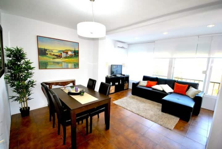 Comfortable beach apartment next to Puerto Banus