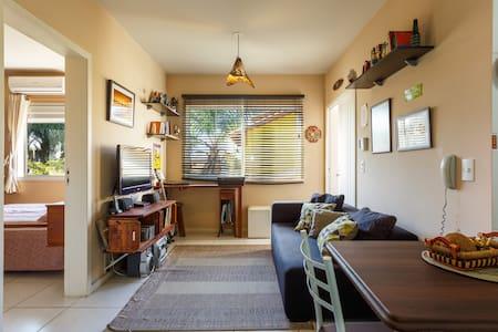 Cozy apartment close to the beach! - Florianópolis - Apartament