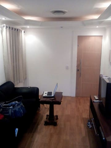 Apartamento mobiliado em Mairiporã